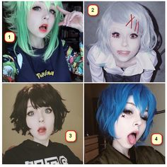 1-4? 🌸 |😍😍--⏩ Usually people don't like to be followed..We don't mind --👉🏿 @huntinganime 💚 👻 ⏩