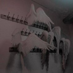 hang up your wings, angel. Angel Aesthetic, Aesthetic Grunge, Aesthetic Photo, Aesthetic Pictures, Foto Poster, Art Ancien, Wall Collage, Picture Wall, Oeuvre D'art