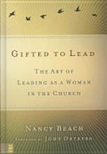 one of the books that changed how i viewed women in ministry.