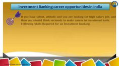Investment Banking in India - Investment Banking by eduCBA http://financemasalaindia.blogspot.in/2014/02/investment-bank-becomes-phenomenal-way.html