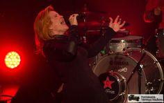 Marie-Denise Pelletier Rock, Concert, The Vikings, Skirt, Locks, Concerts, The Rock, Rock Music, Batu