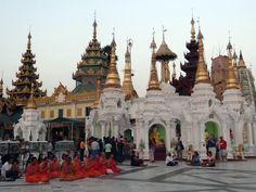 Memorable Myanmar - A Photo Journal: Avalon Waterways Cruise Tour - Arrival in Yangon