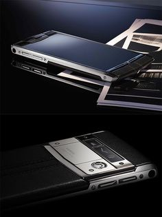 Vertu Signature Touch - Handmade in Britain with premium materials, it features all the tech you expect in a cutting-edge Android smartphone plus luxury services like 24/7 global concierge and best-in-class security features. Price: $11,000