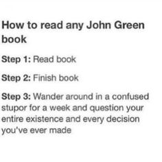 I'm currently on step 3 for not only 1 of his books, but 2, both of which I finished in the last 48 hours.