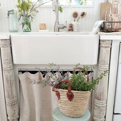 Today will be full of cleaning and gardening.going to soak up every minute of that sunshine. I hope you have something wonderful on your agenda! Kitchen Sink Organization, Sink Organizer, I Hope You, Shabby, Cleaning, Cabinet, Happy Weekend, Sunshine, House Ideas