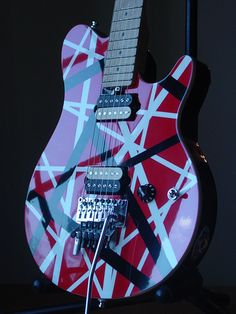 Ernie Ball Music Man 5150 body (I know it's not a bass but I really like EVH's guitars)