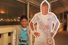 Tamanho real - Neymar