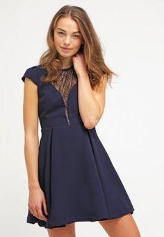 Ein süßes Kleid im Vintage-Style. BCBGeneration Cocktailkleid / festliches Kleid - deep blue für 139,95 € (17.01.16) versandkostenfrei bei Zalando bestellen.