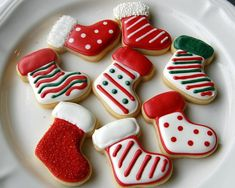Christmas Cookies Royal Icing | * Christmas Fun * | Pinterest