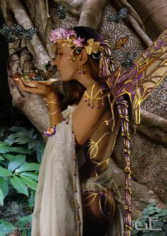 Fairyland - I like the way she's not blond with light skin.........that too>.