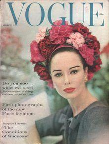 Vogue March 1 1960