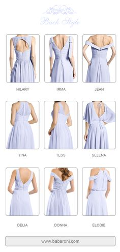 Come and visit babaroni.com, choose from 66+ colors & 500+ styles. #bridesmaiddresses#wedding#babaroni #weddingideas