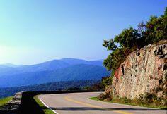 Rattlesnake Point on Skyline Drive in Shenandoah National Park Picture by John F. Mitchell NPS.gov