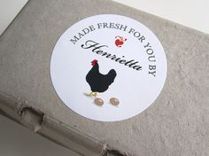 Custom+Egg+Carton+Labels+Custom+Packaging+by+GalleryintheGarden,+$7.50