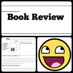 *FREEBIE* Our students read so many awesome books, so why not give them a chance to spread their opinions on them. This handout lets students rate and review their most recent read. This handout has been designed with posting up in the room/school in mind for other students to check out. These are great to put around your classroom library if you have one or around the room! (It always makes me happy when I see a student check a review out and then hunt that book down!)