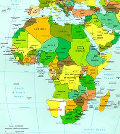 Map of the continents of the world africa antarctica asia map of africa saferbrowser yahoo image search results publicscrutiny Images
