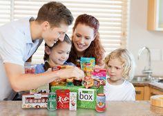 brandnooz Themen Lebensmittel-Box