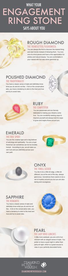 I honestly love them all, but now that I've discovered rough diamond rings, I don't know if I can ever look at another ring the same!  Perfect for me, the girl who has never bought makeup in her life!  I'm all about au naturel!