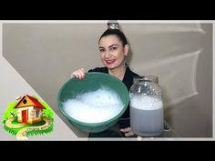 LAURIL, ESPUMANTE PARA SABÃO CASEIRO,DETERGENTE E SABONETE-Culinária em casa - YouTube