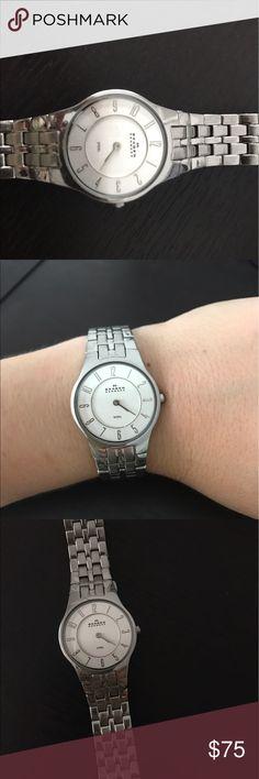 Skagen women's watch Beautiful women's watch- perfect condition! Skagen Accessories Watches