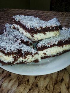 Krémes kókuszos süti, első kóstolásra a kedvencünk lett! Érdemes kipróbálni! - Ketkes.com