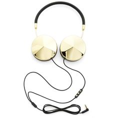 Frends with Benefits 'Taylor' Headphones ($200) via Polyvore