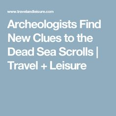 Black dress in dead sea ancient