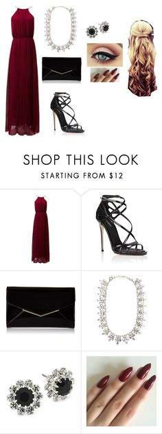 """""""idek"""" by thebiebs-xciv ❤ liked on Polyvore featuring Dolce&Gabbana, Furla, Sterling Forever and Vieste Rosa"""
