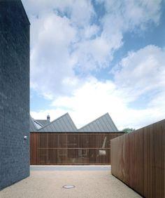Expertex de Maere, Enschede, 2001 - reForm Architects