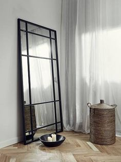 SPIRIT veggspeil i jern svart finish Nordal Qvalitet. Living Room Mirrors, Living Room Decor, Living Rooms, Industrial Mirrors, Creative Wall Decor, Hallway Wall Decor, Trendy Furniture, Window Mirror, Iron Wall