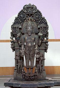 Lord Brahma in Carambolim, Goa