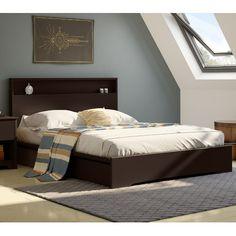 Queen Storage Platform Bed | Wayfair