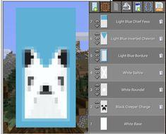 Minecraft Banner Patterns, Cool Minecraft Banners, Minecraft Images, Amazing Minecraft, Minecraft Decorations, Cool Minecraft Houses, Minecraft Buildings, Minecraft Building Designs, Minecraft Interior Design