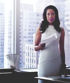 Gina Torres in the show Suits