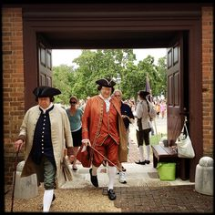 Virginia-Colonial Williamsburg...did not love it, but...been there!