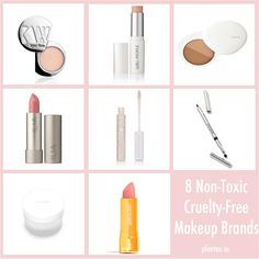 Ready to make the switch to non-toxic, cruelty-free beauty? Here are 8 of the best natural (and completely chic!) makeup brands to try.