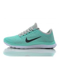 Nike Free 3.0 V5 Womens Grey Mint Green Black