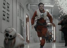 Poe Dameron - Star Wars: The Last Jedi <<<< okay, so I have a mild fascination with Poe. okay, I have a huge fascination. LEAVE ME ALONE! Star Wars Film, Star Wars Rebels, Star Wars Art, Star Trek, Oscar Isaac, She Wolf, Star War 3, Chef D Oeuvre, Last Jedi