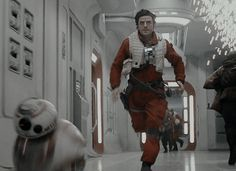 Poe Dameron - Star Wars: The Last Jedi
