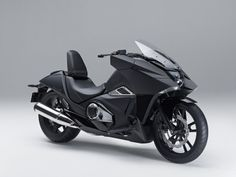 Honda introduceert futiristische NM4 Vultus
