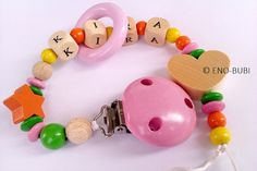 Pacifier Chain is the perfect gift for baby birthday and birth!  All suck chains are made of non-toxic and approved beads.  Pacifier Chain can be  http://beautifulcrochet.wordpress.com