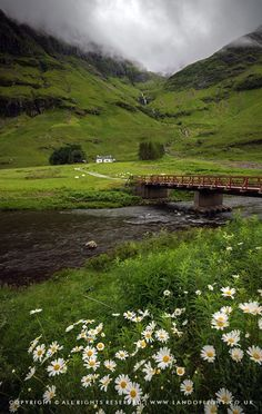 Cottage at Glen Coe