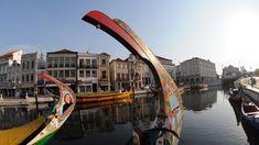 Aveiro, la Venise du Portugal. Trop joli! Pas très loin de Porto.