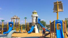 8 Unusual Playgrounds in Denver | Denver Metro Moms Blog