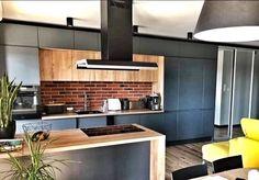 Ścianka kuchenna wykonana za pomocą cegły CLASSIC PREMIUM Retro, Classic, Table, Furniture, Home Decor, Derby, Decoration Home, Room Decor, Tables