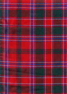 My Mother S Clan Dalzell Plaid