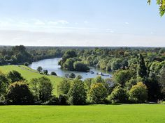 Petersham - A Famous View of the Thames,  UK from Richmond Hill by Maxwell Hamilton on Flickr.