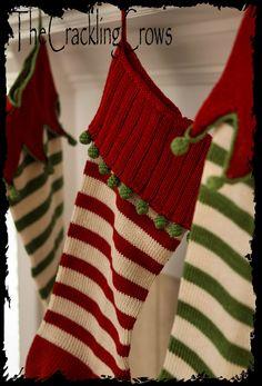 Christmas stockings...