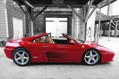 Ferrari 348 TS. I think one of the prettiest Ferrari designs. Ferrari 348 TS. Ferrari 348, Ferrari 2017, Maserati, Alfa Romeo, Cabriolet, Fast Cars, Exotic Cars, Sport Cars, Amazing Cars