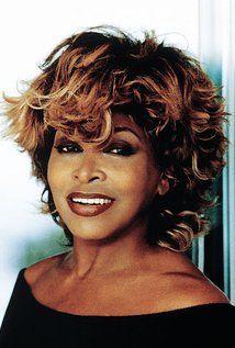 Tina Turner, 1939 singer, actress, record producer, choreographer. Autobiography I,Tina 1986.